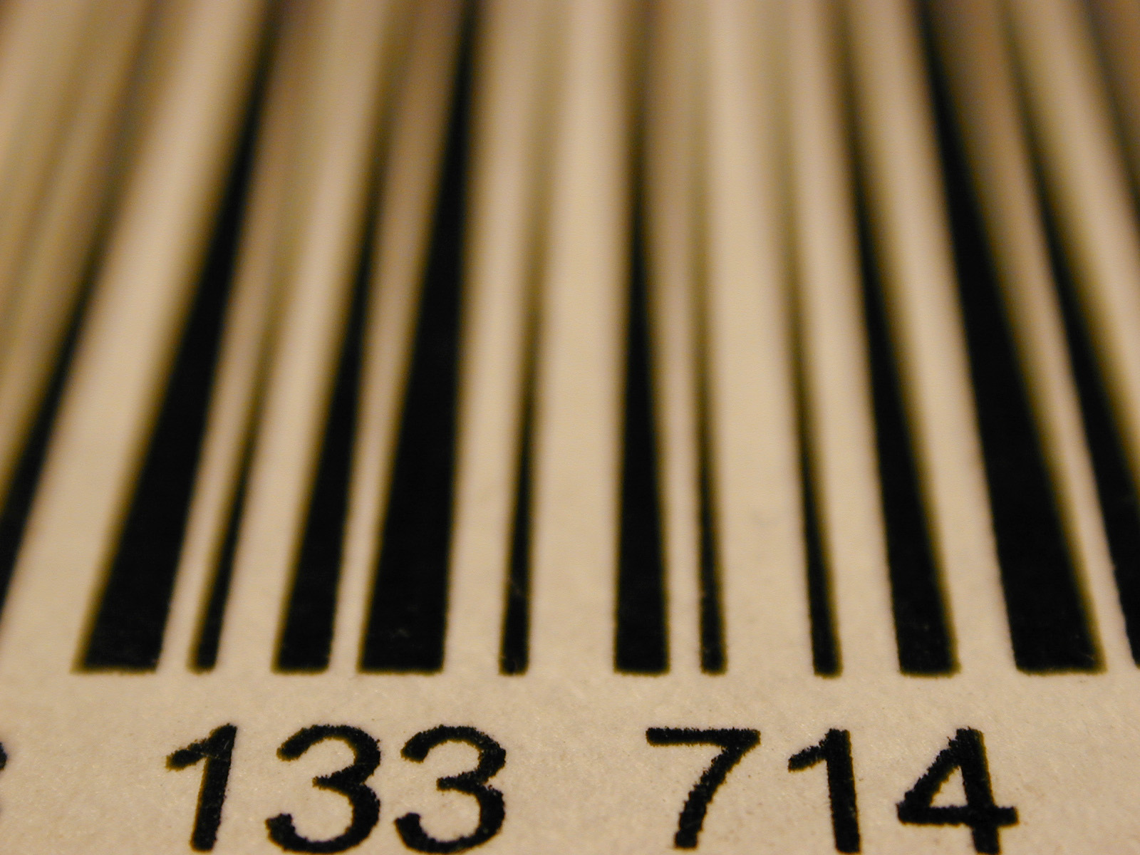 Using Bar Code Technology in Asset Management